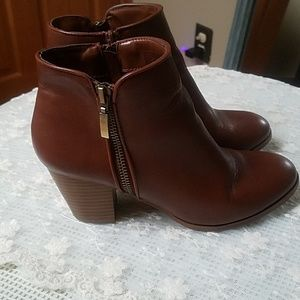 Style & Co Size 6 Boots Brown